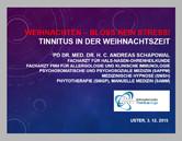 Der Tinnitus-Vortrag von PD Dr. Schapowal zum Nachlesen als PDF